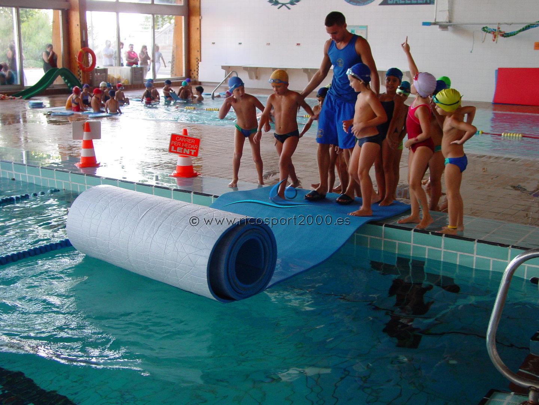 Alfombra magica xrical 10mts x1 5m for Jocs de piscina