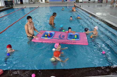 BABY POOL DOBLE XRICAL 200X100X6 CM.