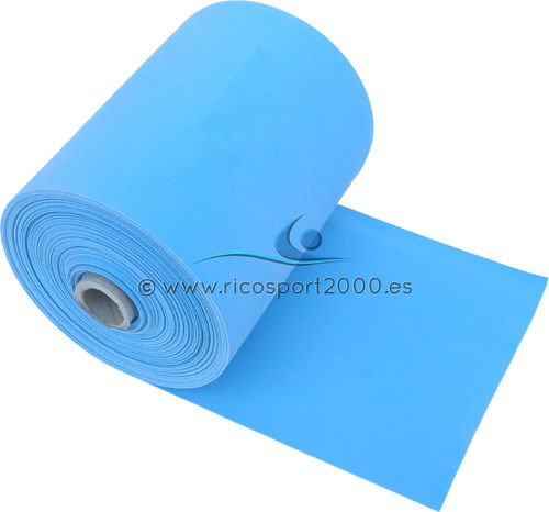 CINTA PLANA LATEX MEDIA XRICAL 25 M. (AZUL)
