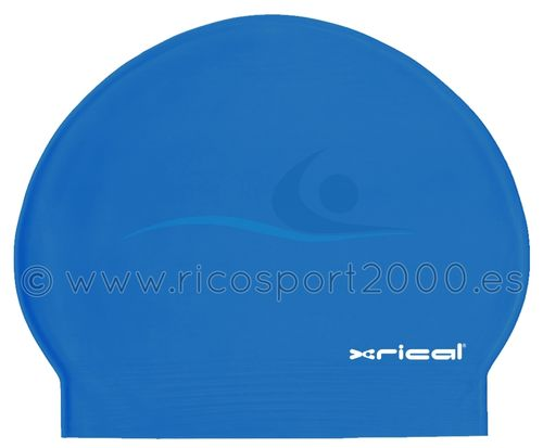 GORRO LATEX XRICAL AZUL REAL