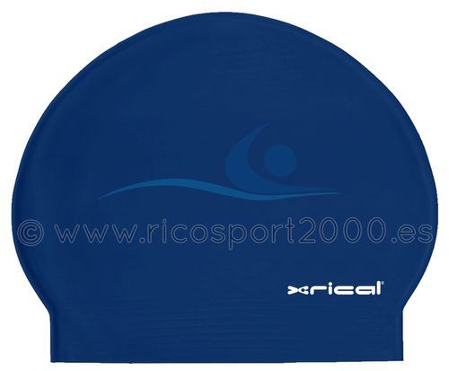 GORRO LATEX XRICAL AZUL MARINO