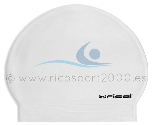 GORRO LATEX XRICAL BLANCO