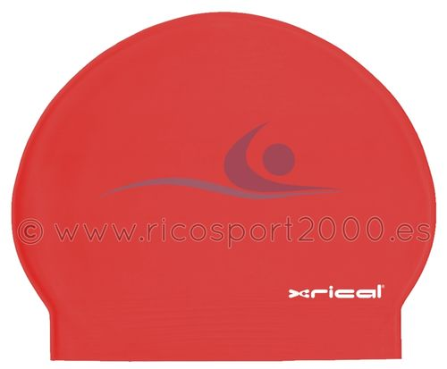 GORRO LATEX XRICAL ROJO