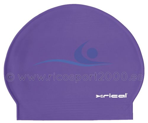 GORRO LATEX XRICAL VIOLETA