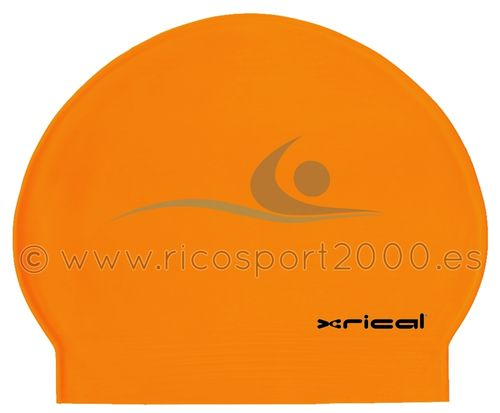 GORRO LATEX  XRICAL NARANJA