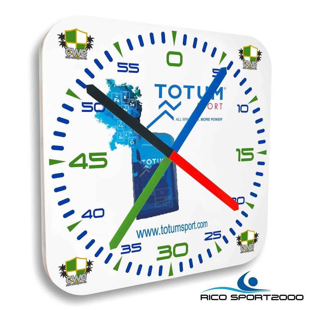 Cronometro piscina xrical personalizado for Cronometro piscina decathlon
