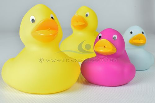 LOTE DE 4 PATITOS XRICAL